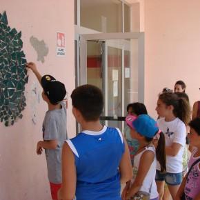 Nella scuola di Arsoli la seconda quercia di S.O.S Scuola