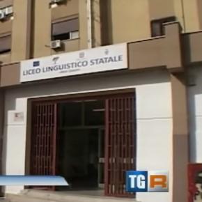 Il servizio del Tg3 sull'inaugurazione del Liceo Cassarà