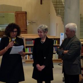 """La consegna del Premio Cittadino europeo, """"Esempio di cooperazione ed educazione civica"""""""