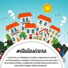 #ItaliaSicura, la collaborazione tra S.O.S. Scuola e il Governo