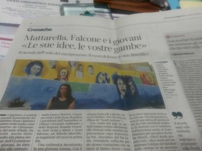 Corriere della Sera 23 Maggio
