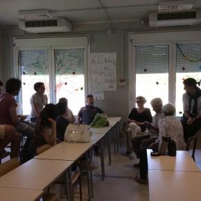 S.O.S. Scuola a Sassa (Aquila), l'incontro con Action Aid e Viviamolaq