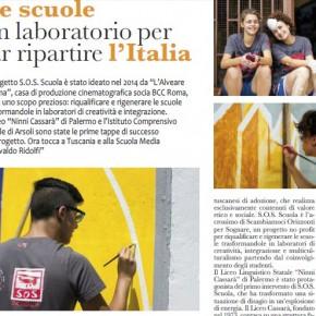 """Rassegna/ """"Un laboratorio per far ripartire l'Italia"""""""