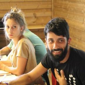 S.o.s. Scuola a L'Aquila, primi due giorni di campus creativo