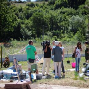 Da Radio Rai3 al Messaggero, S.O.S. Scuola a L'Aquila raccontata da giornali e Tv