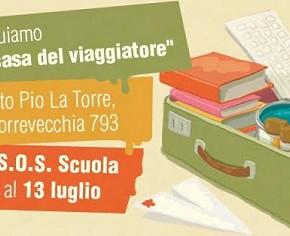 Arte, orti e bar dei piccoli per ridisegnare il volto dell'Istituto Pio La Torre di Roma