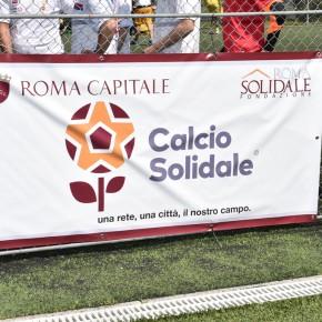 """Fondazione Roma Solidale, dal welfare ai disabili al """"Calcio solidale"""""""