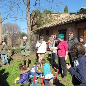 La tappa più giovane di S.O.S. Scuola: l'Asilo Nido Comunale S. Gregorio al Celio di Roma