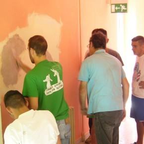 Al via i lavori di abbellimento della scuola di Arsoli (Rm)