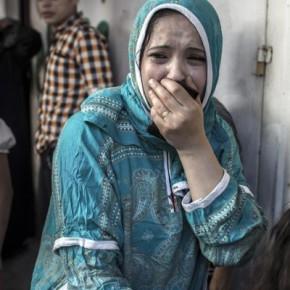 """Gaza, """"Strage di bambini al parco giochi"""""""