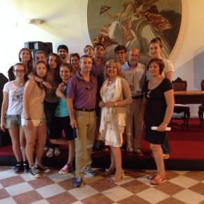 SELFIE/Studenti e docenti veneziani in viaggio per Palermo
