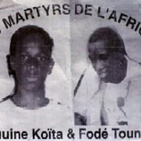Quindici anni fa la morte di Yaguine e Fodè, i ragazzi guineani che volevano studiare