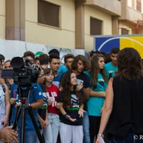 Da 'Uno mattina' a 'La vita in diretta', la RAI al Liceo Cassarà di Palermo
