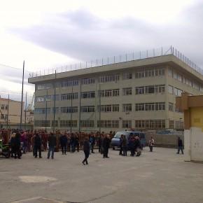 """Allarme bomba al Liceo Cassarà/ """"La nostra antimafia è più forte delle intimidazioni"""""""