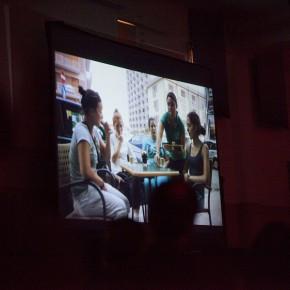 Foto e reazioni/L'anteprima de 'Il Bar del Cassarà'