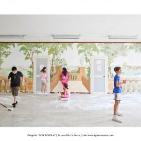 """RASSEGNA/ """"S.O.S. Scuola"""": il progetto che allontana i ragazzi dalla strada e salva gli edifici"""