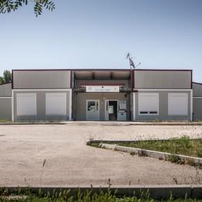 """All'Aquila task force creativa per riqualificare la """"scuola-container"""" G. Rodari"""